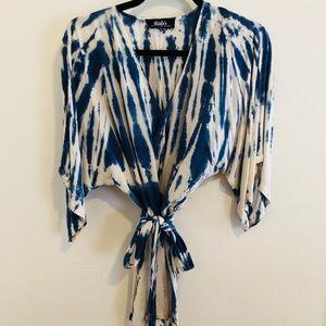 Lulu's Tie Dye Romper